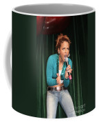 Singer Christina Milian Coffee Mug