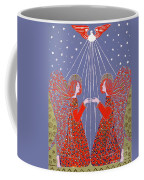 Christmas 77 Coffee Mug by Gillian Lawson