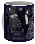 Christmas At Dracula's Coffee Mug