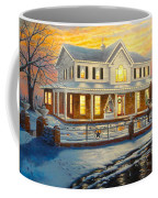 Christmas At The Hibbard's Coffee Mug