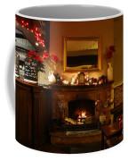 Christmas At The Pub Coffee Mug