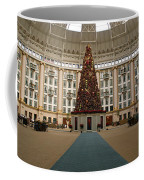 Christmas At West Baden Coffee Mug by Sandy Keeton