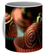 Christmas Bauble Cupcakes Coffee Mug
