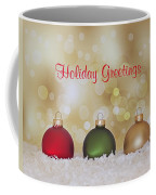 Christmas Baubles Coffee Mug