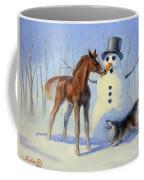 Christmas Bounty Coffee Mug by Jeanne Newton Schoborg