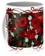 Christmas Bouquet  Coffee Mug