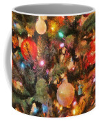 Christmas Branches Coffee Mug