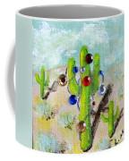 Christmas Cactus Coffee Mug