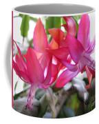 Christmas Cactus Schlumbergera Coffee Mug