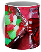 Christmas Candy - Candy Dish - Sweets - Treats Coffee Mug