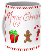 Christmas Card 25 Coffee Mug
