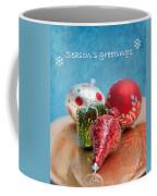Christmas Card 6 Coffee Mug