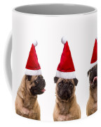 Christmas Caroling Dogs Coffee Mug