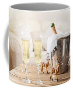 Christmas Champagne Coffee Mug