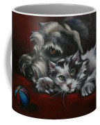 Christmas Companions Coffee Mug by Cynthia House