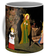 Christmas Crib Scene Coffee Mug