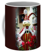 Christmas Decor Coffee Mug by Jon Berghoff