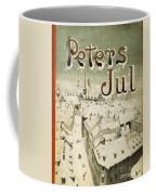 Christmas: Denmark, 1929 Coffee Mug