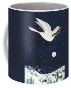 Christmas Dove Coffee Mug