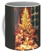 Christmas Eve Coffee Mug by Mo T