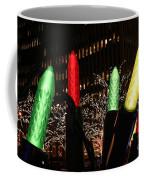 Christmas Festive In New York City Coffee Mug