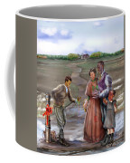 Christmas Gift - An Antebellum Christmas Coffee Mug by Reggie Duffie