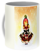 Christmas Girl Coffee Mug