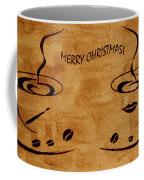Christmas Greeting Coffee Mug