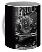 Christmas Grillwork - Bw Coffee Mug