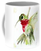 Christmas Hummer Coffee Mug