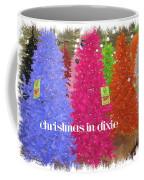 Christmas In Dixie Coffee Mug