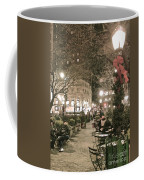 Christmas In Manhattan Coffee Mug
