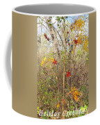 Christmas In Nature Coffee Mug