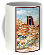 Christmas In Sedona Coffee Mug