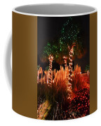 Christmas In The Sand Coffee Mug