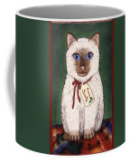 Christmas Kitten Coffee Mug