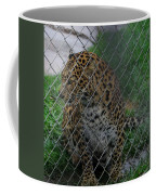 Christmas Leopard I Coffee Mug