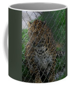Christmas Leopard II Coffee Mug