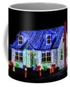 Christmas Lighthouse Coffee Mug
