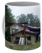 Christmas Lions Tigers And Bears House Coffee Mug