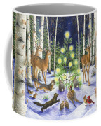 Christmas Magic Coffee Mug by Lynn Bywaters