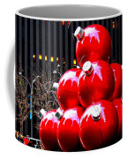 Christmas New York Style Coffee Mug