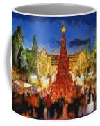 Christmas Night Coffee Mug