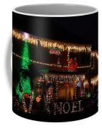 Christmas On East Lake Coffee Mug