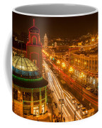 Christmas On The Plaza Coffee Mug