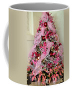 Christmas Pink Coffee Mug