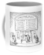 Christmas-plex Coffee Mug