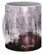 Christmas Pond Coffee Mug