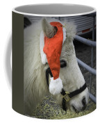 Christmas Pony Coffee Mug