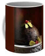 Christmas Pudding Coffee Mug